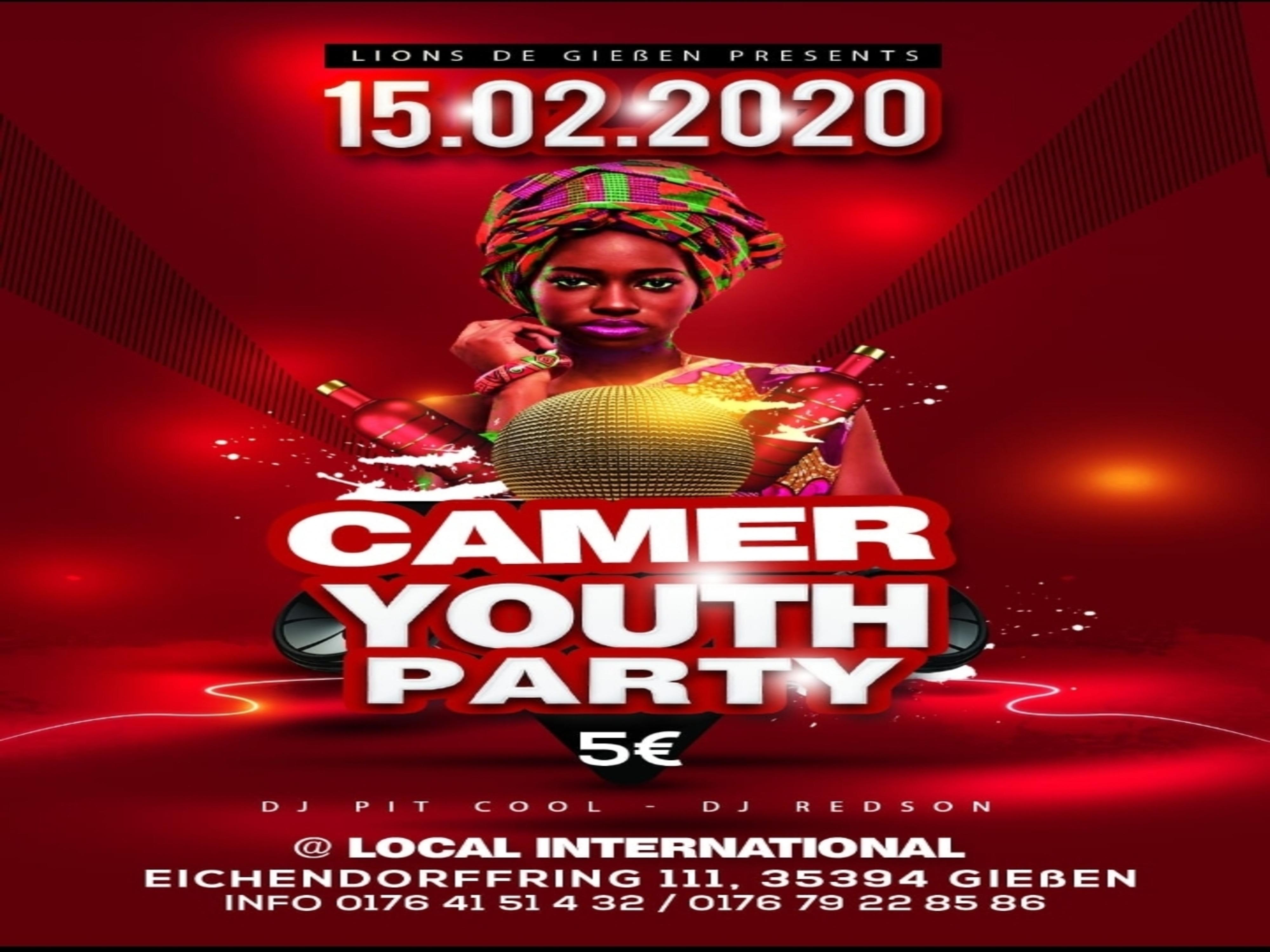 Kamerunisches Jugendkulturfestival